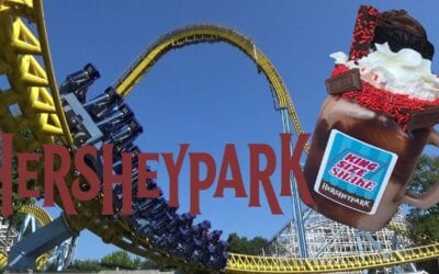 Hershey Park Happy!